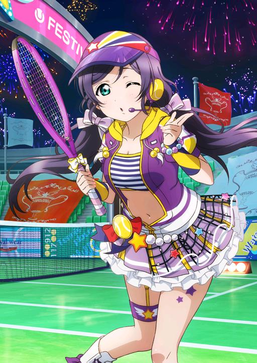 ライブ テニス